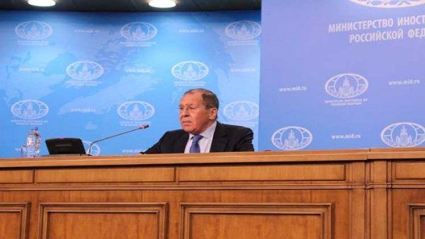Canciller ruso denuncia política desestabilizadora de EEUU http://bit.ly/377tMu3  Lavrov también señaló la manipulación de EEUU sobre el otorgamiento de visas para los funcionarios de otros países que asisten a la ONU pic.twitter.com/JZNBBAyHoT