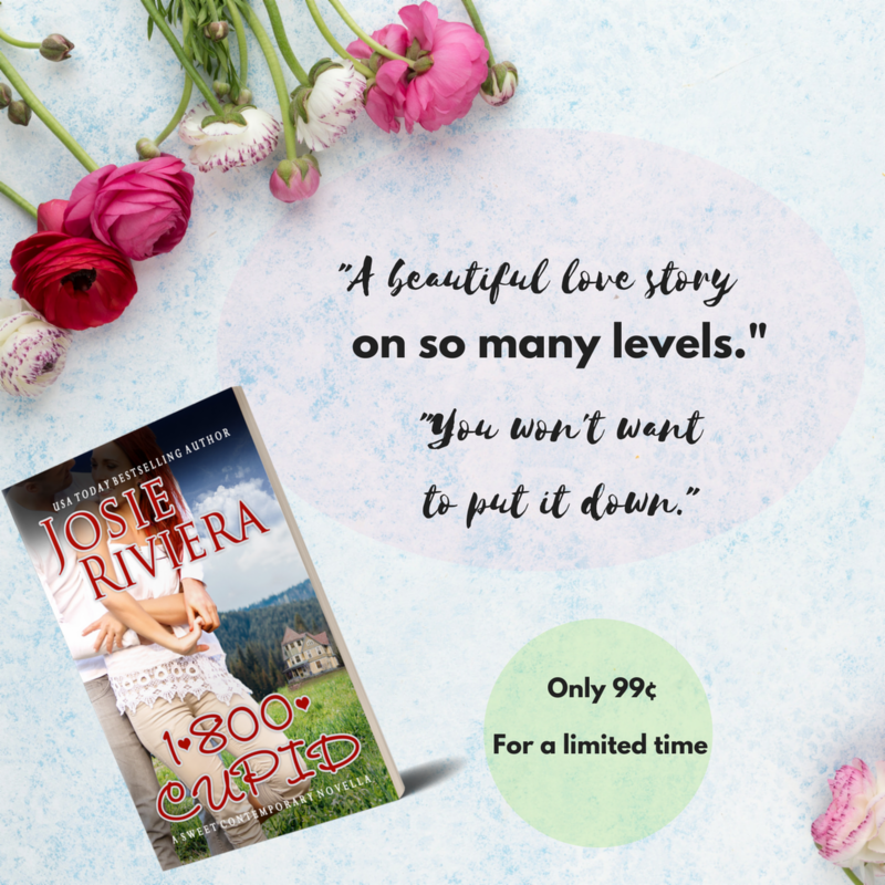 💝A house flipper looking for quick profit. A survivor with a dream. Can two broken hearts find a place to call home? 1-800-CUPID by @Josieriviera http://mybook.to/1-800-CUPID #KindleUnlimited #mustread #Valentine #HEA #clean and wholesome romance