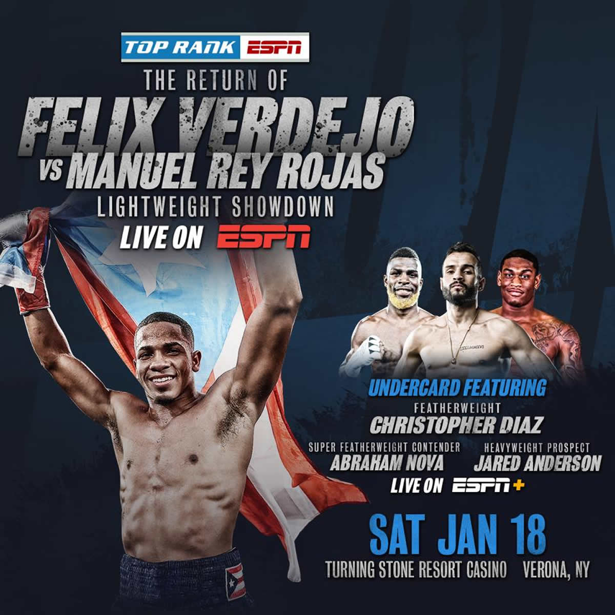 Eleider Alvarez and Michael Seals battle it out for WBC Continental Americas and WBO Intercontinental light heavyweight titles live on @espn #AlvarezSeals   More: https://www.fightmag.com.au/2020/01/18/alvarez-vs-seals-undercard-weigh-in-results-how-to-watch/…pic.twitter.com/JXM5y2QQkg