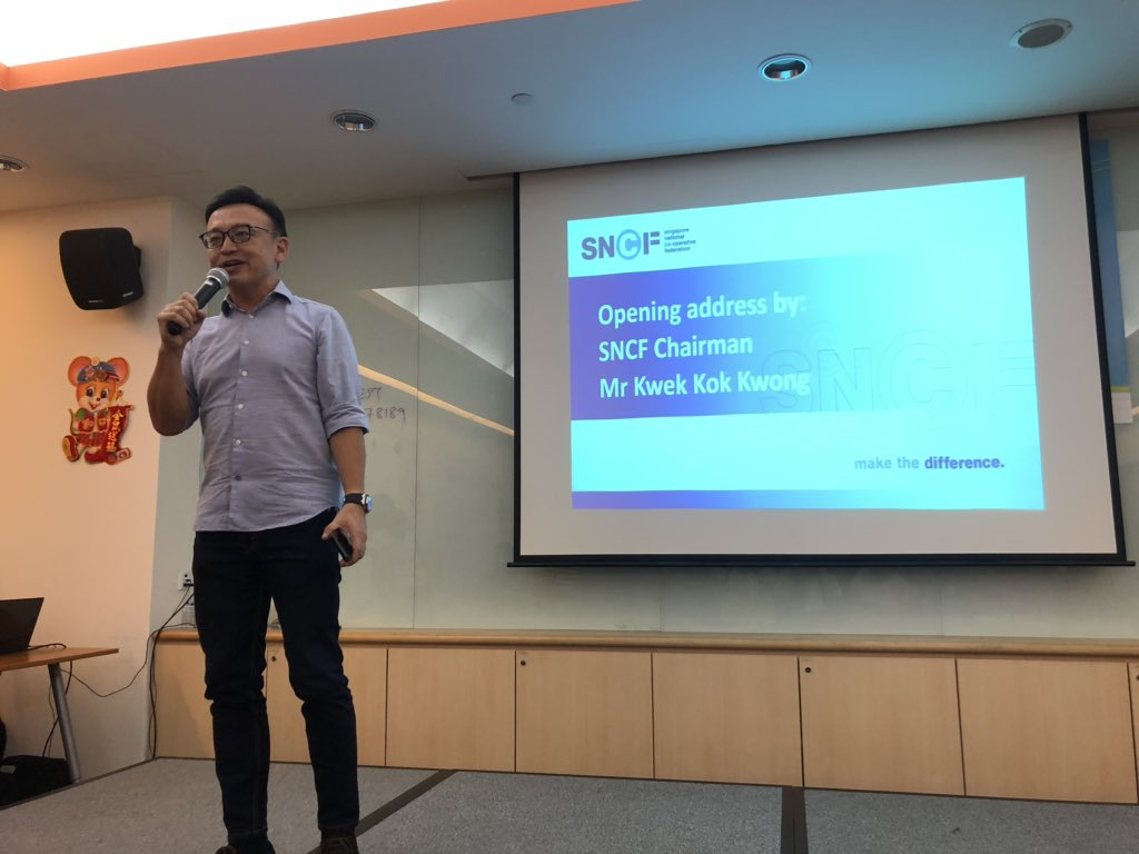 @SNCFsg CREATHON 2020 starts with 20 teams representing 200 participants to come up with innovative and creative business ideas to address social issues. Instill entrepreneurship and cooperative spirit in young Singaporeans! @ICAAPACpic.twitter.com/Lyq7qx3PFS