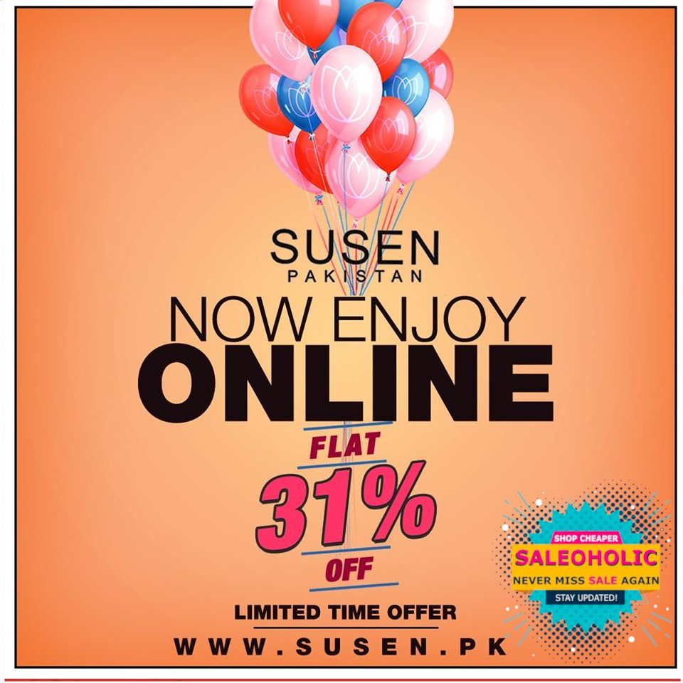 Party begins from 12 tonight !!! Flat 31% off on Entire Stock #susen #saleoholic #saleoholicdiscount #saloholicupdate #summersale #shoppinglover #wintersale #saleonNOW #shoes #sneakers #shoesoftheday #shoesaddict #shoeslover #shoesforsale #shoeswag #shoeshopping  #shoesaddicted