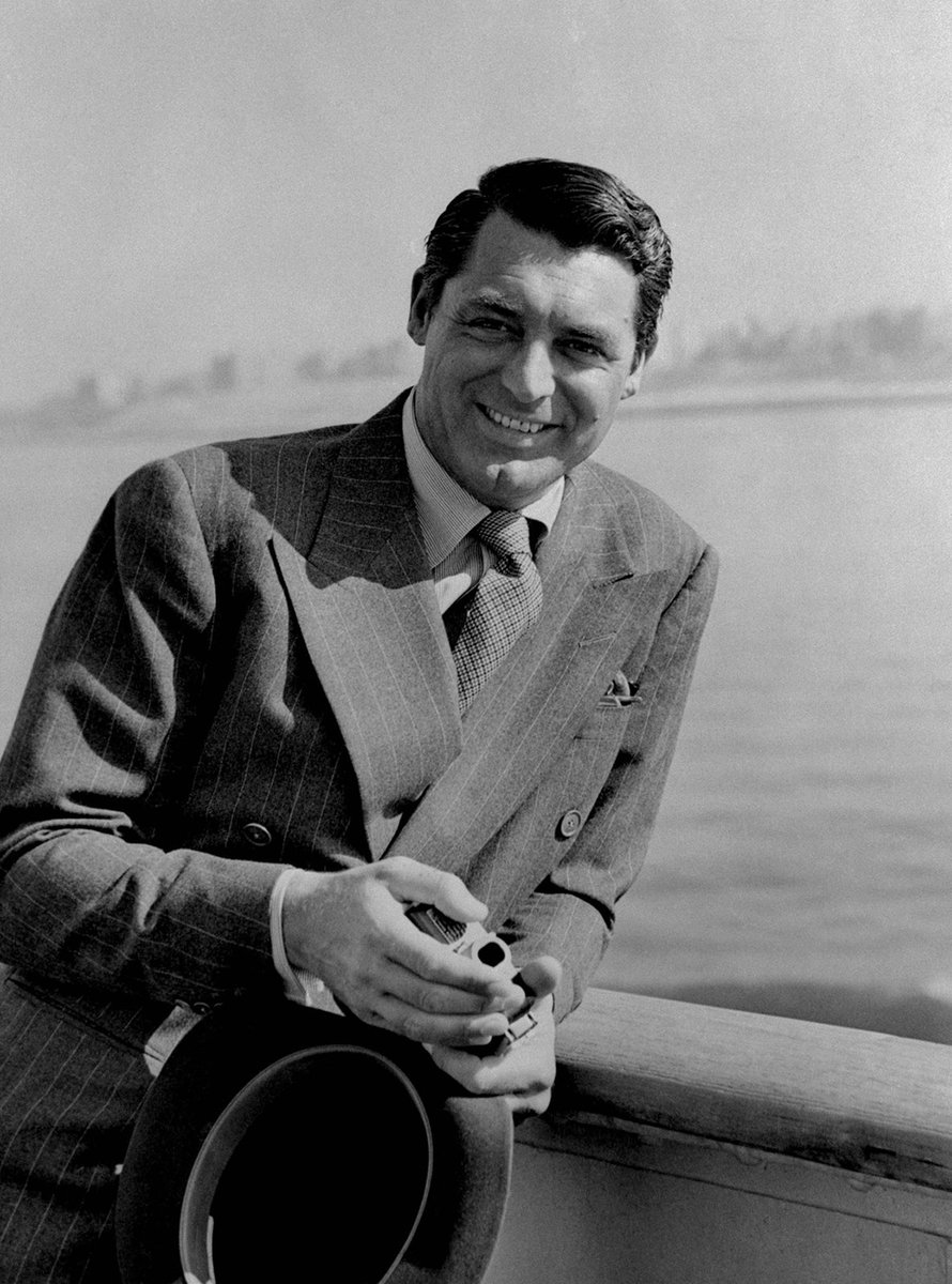 Happy Birthday to one of the greatest leading men of Hollywood's golden age Cary Grant! (1904 –1986)