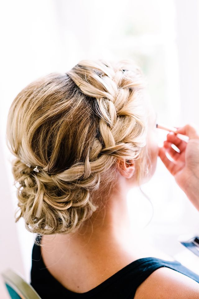 How gorgeous is this fishtail braid style created by Chloe Campbell MUA ? This is perfect for both bridesmaids and the bride! http://www.your-sussex.wedding/supplier/az/24240/chloe-campbell-hair… #weddingmua #bridalmua #weddinghair #bridalhair #hairstylist #sussex #sussexwedding #sussexmua #sussexhmua