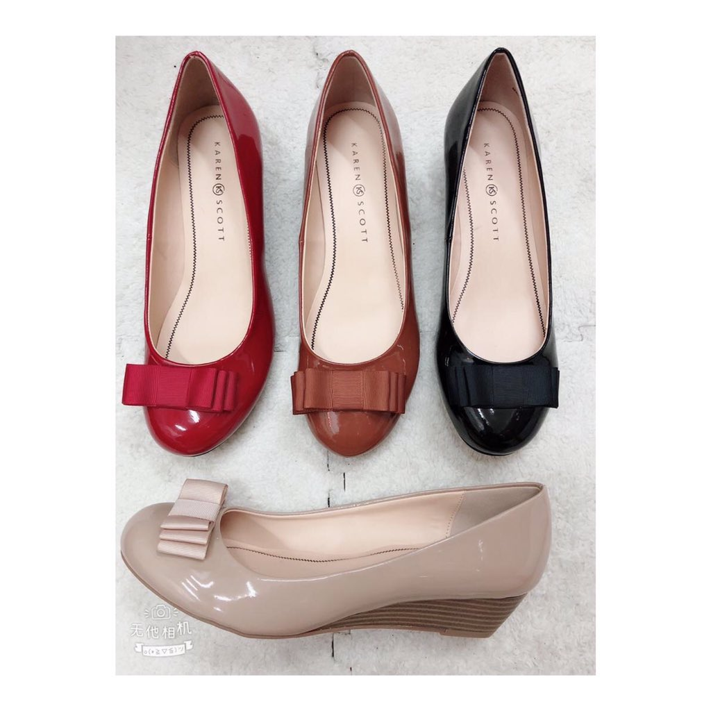 If you are not comfortable in heels at work, this one is for you. Pick a colour  Size: 37-41 Price: ₦8,500 only If you see this on your TL, kindly retweet  <br>http://pic.twitter.com/Fun4cG4uf6