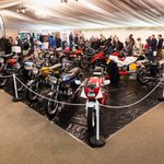 Image for the Tweet beginning: Springfields Motorbike show starts today