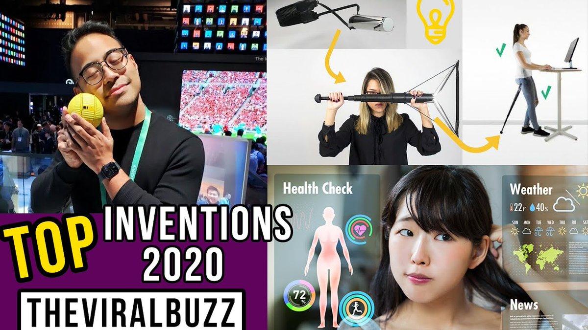check-out my new video #newinventions #tech2020 #newtech2020 #technologytrends #TechnologyNews #TechAndTheFuture #theviralbuzz #gadgets #gadgets2020pic.twitter.com/Y9xCyEPQ67