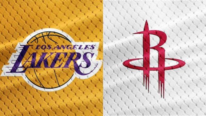 【NBA直播】2020.1.19 09:30-湖人 VS 火箭 Los Angeles Lakers VS Houston Rockets Links