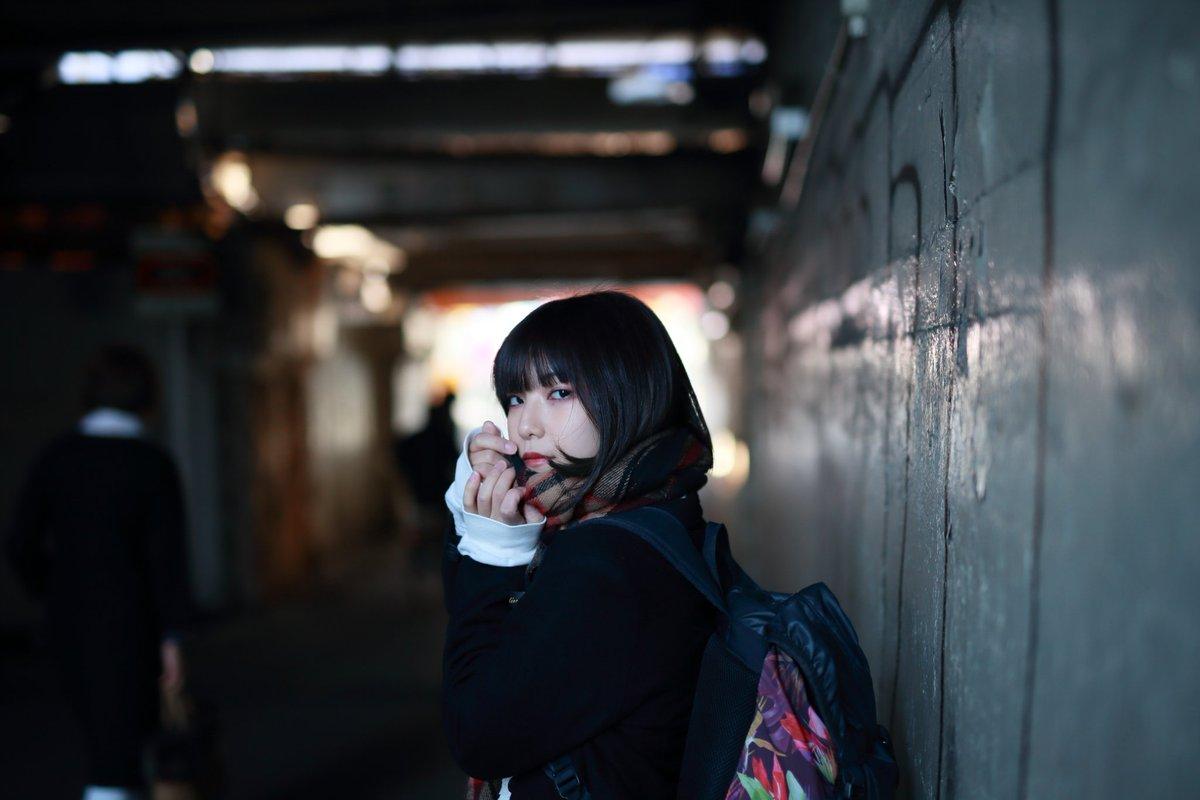 寒い日のお散歩#2 #portrait #portraitphotography #ポートレートpic.twitter.com/Z89SdKi5n6