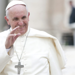 "Image for the Tweet beginning: Francis: Lutherans are ""Members of"