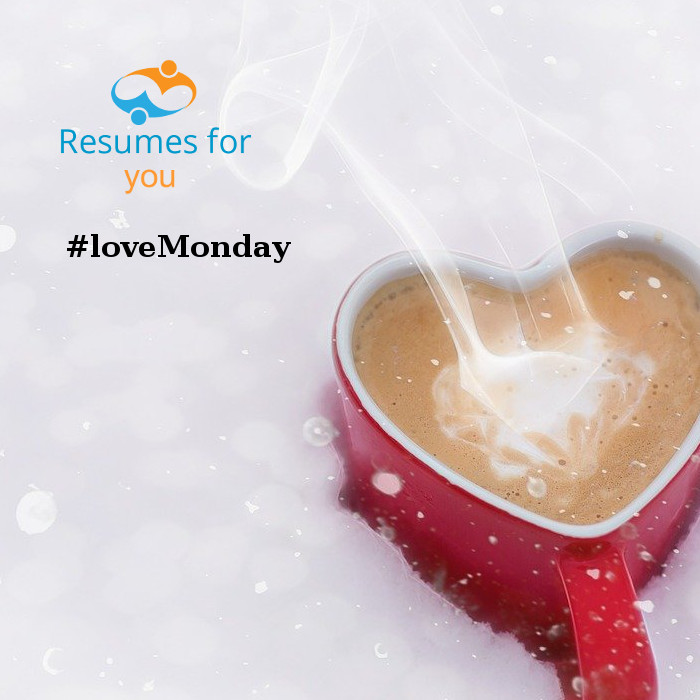 Love your Monday!  https://www.resumesforyou.com.au   #resumesforyou #resumes_for_you #resumeservices #brisbaneresumes #cvservices #resumewriters #brisbane #sydney #melbourne #jobseekers #jobsupport #monday #lovemonday #coffeepic.twitter.com/kytRg6vMfm