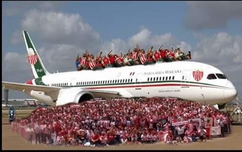 Este avión ya va lleno ⚡️Que sea un gran torneo !!!