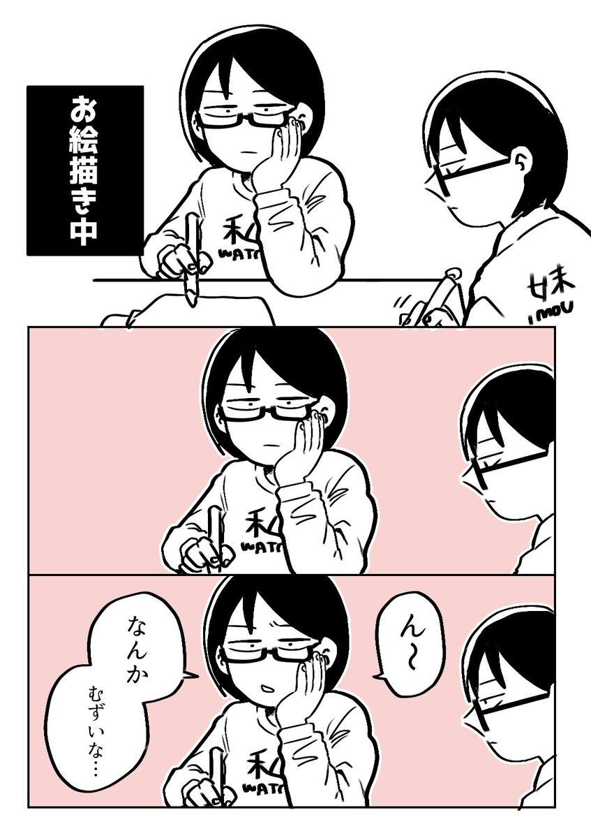 【日録】自動式デッサン人形妹