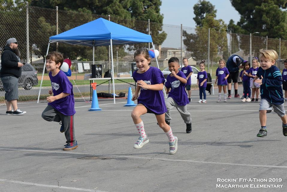 Rockin' Fit-A-Thon ~ we raised $29,619 of our $30,000 goal. Thank you, MacArthur students, families, and community for your time and generous donations. #ProudtobeLBUSD