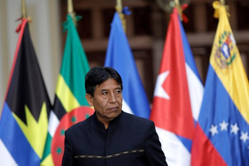 Morales' party names election runners for Bolivia vote  https:// reut.rs/30wTS79    <br>http://pic.twitter.com/zyOPKfuBZT