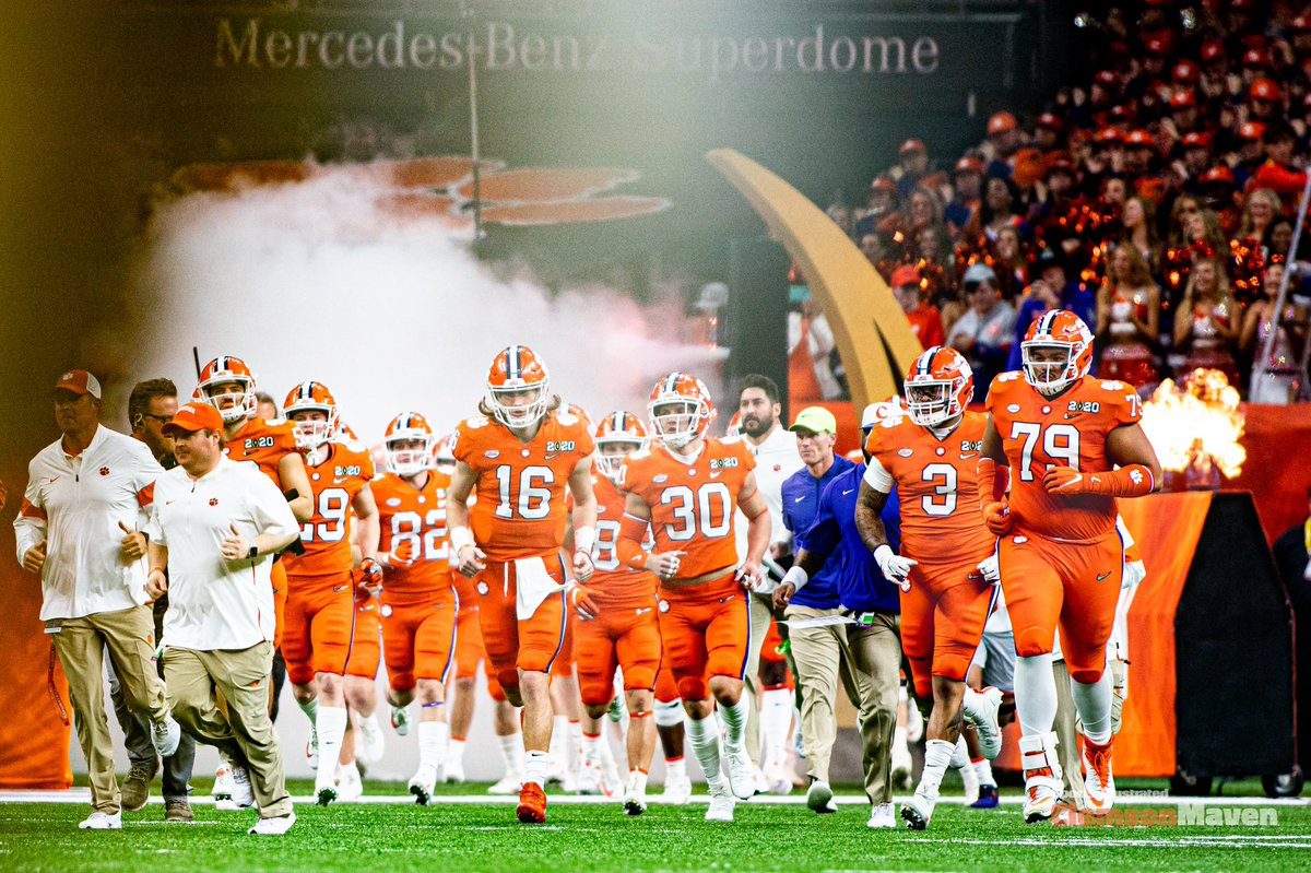 Band of brothers; Tigers for life. #clemsonfamily <br>http://pic.twitter.com/NhXMUBHmLl