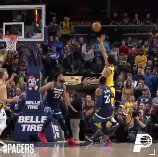 just @NBAAllStar things from Malcolm 😤  http://Pacers.com/Vote ⭐️ #VotePacers