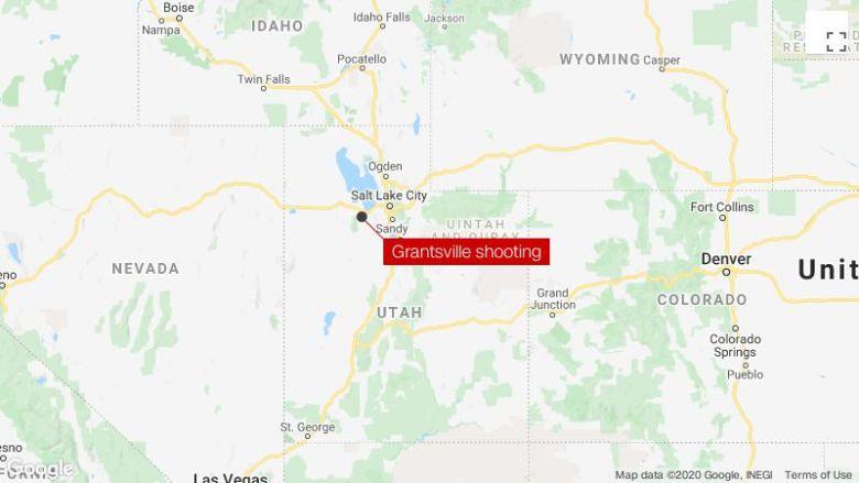 Four people were shot to death in a residence in Grantsville, Utah, according to police https://cnn.it/2G4U4kA