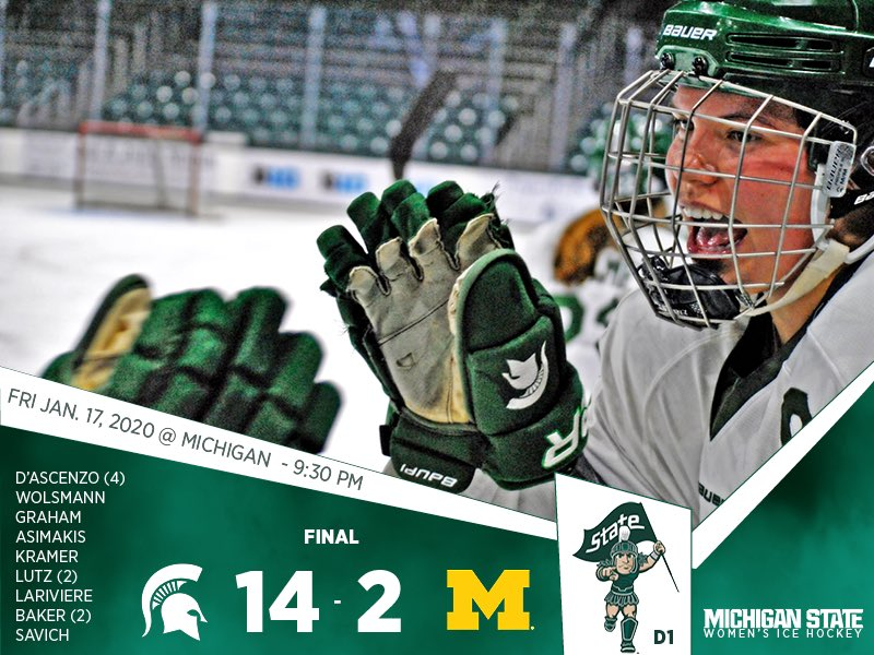 We were HUNGRY for a win tonight   #GoGreen <br>http://pic.twitter.com/xVQz3zBOOv