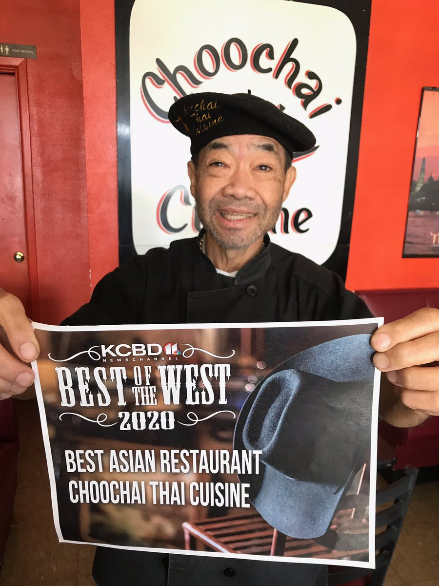 Congrats to Choo Chai for being the best Asian food restaurant in the world , basically.