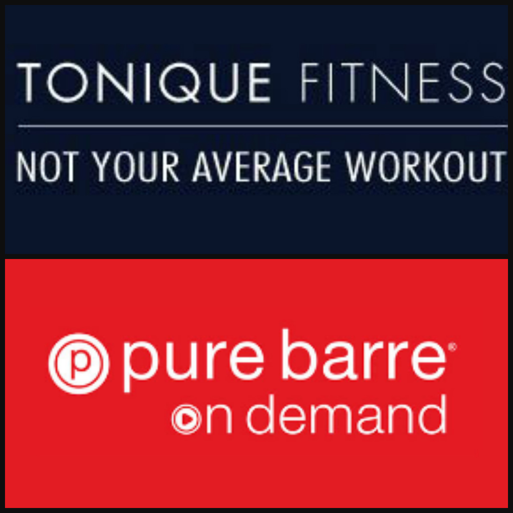 Which workout did you do today? I did #ToniqueFitness Australia and #Purebarre 15 Minute Seat with Brooklin #barlates #dailyworkout #barre #myworkout