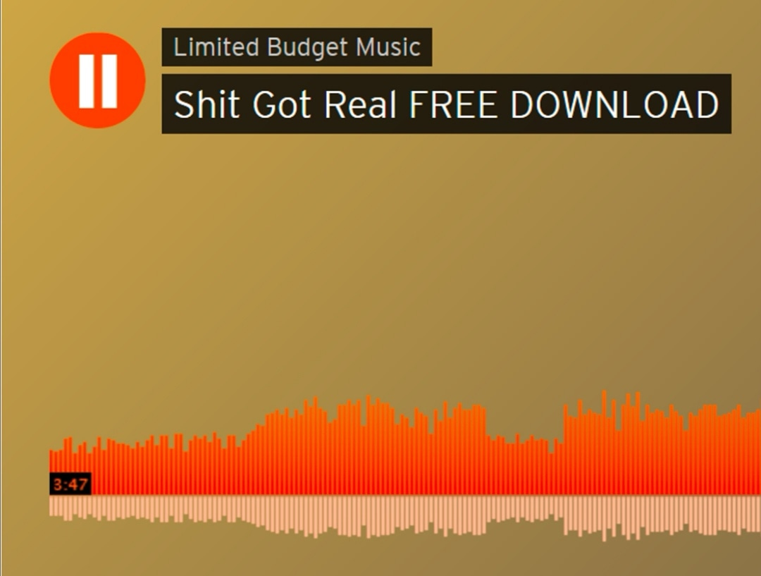Binned off soundcloud a long time ago, slowly putting it back to work & kicking it off with a free copy of my first commercial release of 2019. Grab it! #drumnbass #drumandbass #dnb #freemusic #freednb #freebeats2020 #soundcloudpromotion #dnbfamily #freedownload #limitedbudgetpic.twitter.com/DxsuiaFCoS