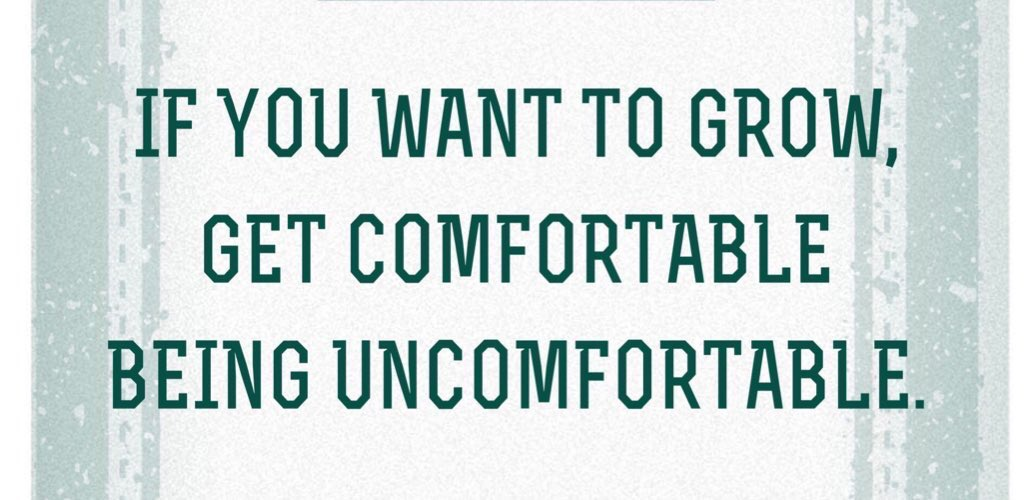 And #bekind as you get comfortable being uncomfortable. <br>http://pic.twitter.com/1BchS2qGiM