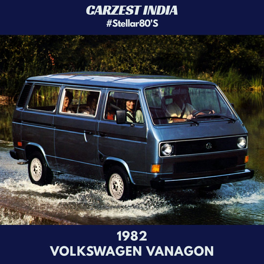 Carzest India On Twitter Stellar80s 1982 Vw Vanagon Vw Vans Have A Distinctive Approach In Building Legendary Product Over The Years So Does The Vanagon It S Design From The 80 S