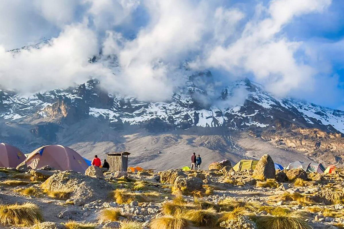 """Scaling the Kilimanjaro requires no technical skills or Equipment because it is a hiking or """"walk-up"""" Peak.  Book an Amazing trekking tour with us @  https://jerrytanzaniatours.com/mount-kilimanjaro-climbing…  #tanzania #africa #travel #adventure #mountkilimanjaro #uhurupeak #summit #mtkilimanjaro #explore"""