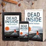 Image for the Tweet beginning: #DeadInside ebook is only 99c