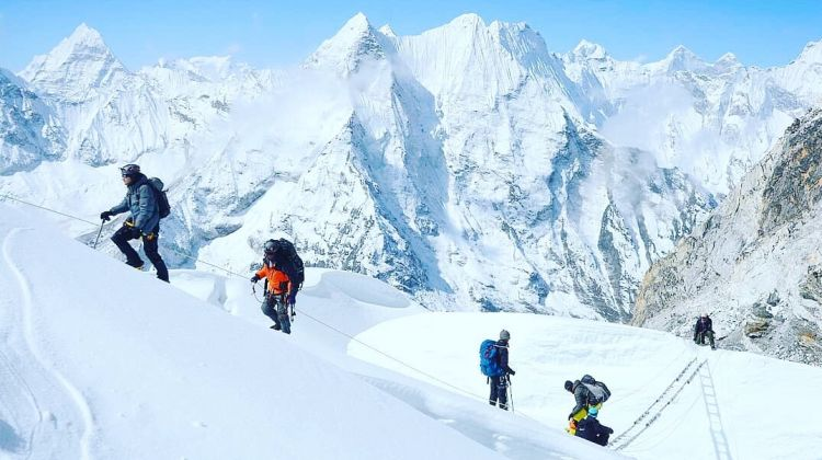 Where would you like to Go for Everest Training – http://EverestNepalTrainingClimb.com or http://EverestTibetTrainingClimb.com or http://GasherbrumClimb.com  Please send us your thought.