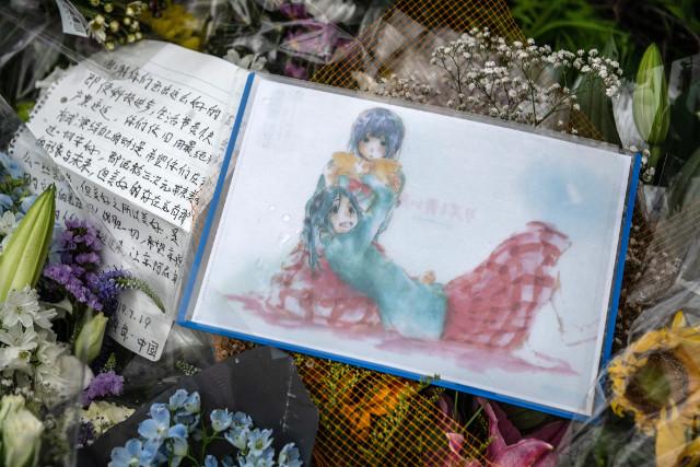 【祈り】京アニ放火殺人から半年、ファン「立ち直って新しい作品を」容疑者は1人で起き上がることなどはできないが、会話はスムーズで、警察は医師の判断を待って逮捕する方針としている。