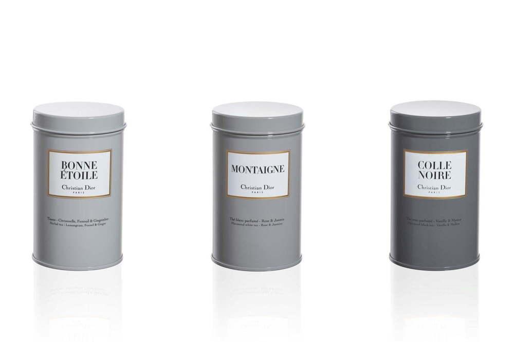 「ディオール ティー」3種の茶葉が登場、バラのつぼみ&ジャスミンのグリーンティーやハーブティーなど -