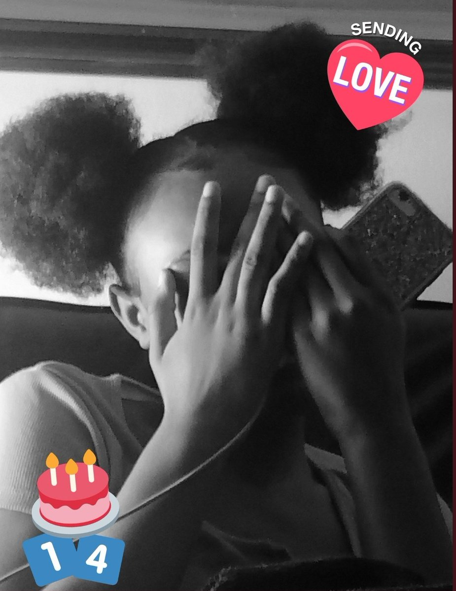 To my youngest celebrating her 14th birthday. Been a difficult time getting through secondary. But proud of her for trying to make adjustments that she says.. 'she wish people understood autism more'. She prefer to stay in an watch @NetflixUK #blackfilms  #blackautisticgirls #PDApic.twitter.com/mB2HJ0gpi7