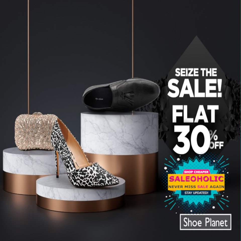 It's 30% off on all stock and we have just the things you need to become stylish!  #ShoePlanet #SeizetheSale #saleoholic #saleoholicdiscount #saloholicupdate #summersale #shoppinglover #wintersale #lahore #karachi #islamabad #faisalabad #multan #saleonNOW #shoes #sneakers