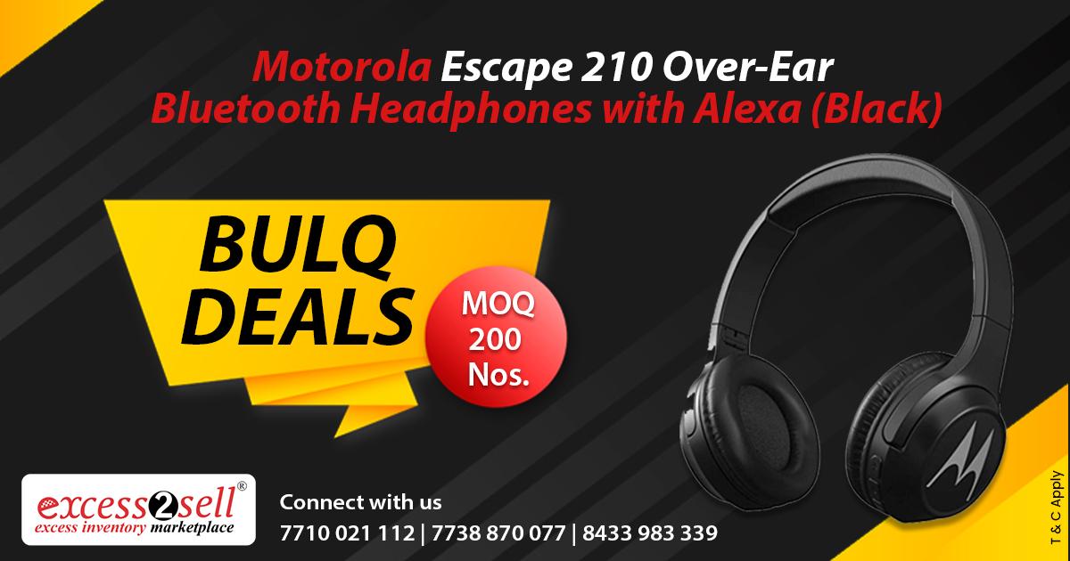 Excess2sell On Twitter Find Great Bulq Deal Motorola Escape Headphones Https T Co 3ijh9jwf3w Wholesalemotorolaheadphones Headphonesinbulk Excess2sell E2sdailydeal Liquidateexcessinventory Ecommerce Blockedcapital B2b Dealoftheday