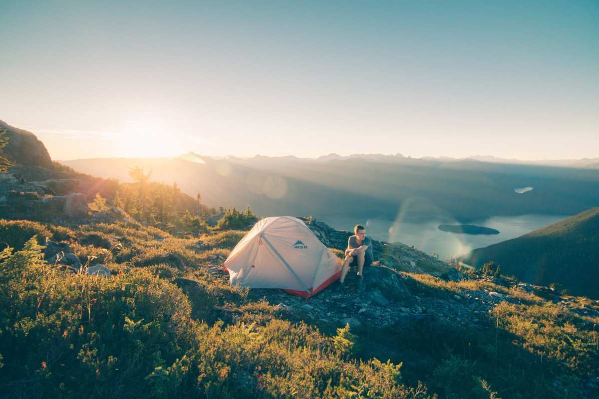 Those nice airy summer tents may not be up to scratch in full winter conditions!  Packing uber-light can mean a long, dark, cold, damp experience and not fun at all ❄🥶❄   Better to be able to take spare layers off at night than have no more to put on!  #guidebase #camping