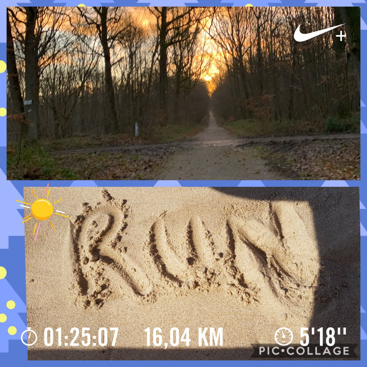Run matinal  #sportmotivation #prepamarathon #onlacherien pic.twitter.com/ZJjX8GTtiD