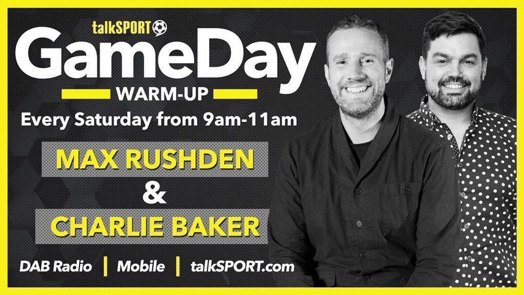 Talksport On Twitter Now Gameday Warm Up Maxrushden