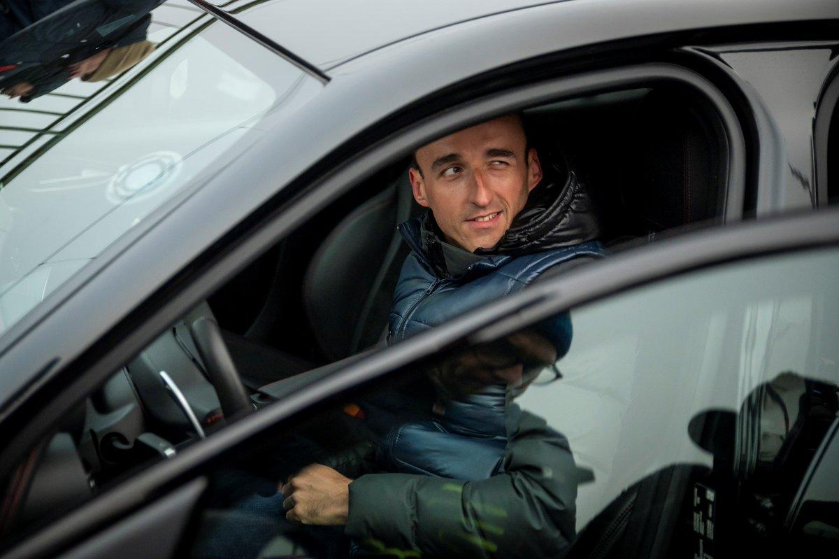 #dobrykierowca to przepisowy kierowca! 👍 #supportKubica