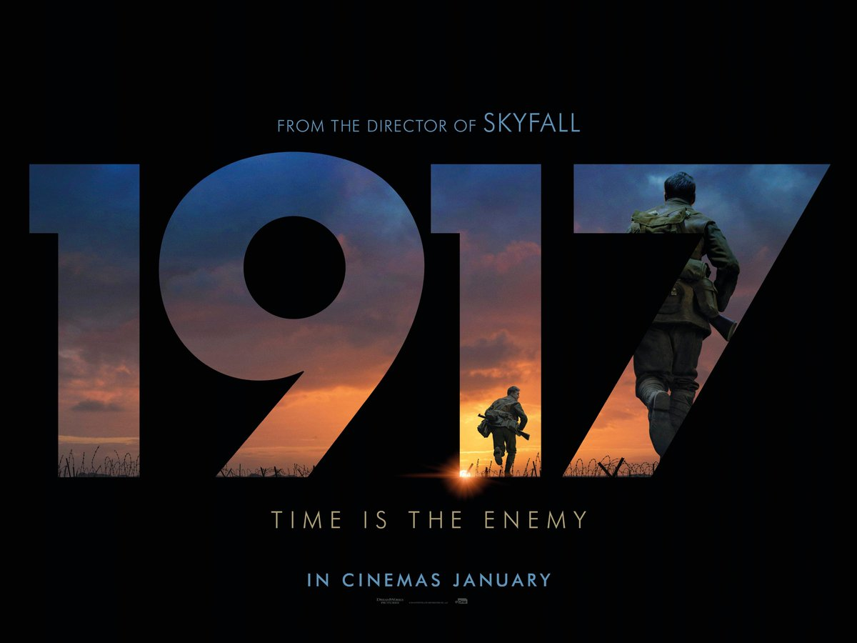 #1917TheMovie - Well Shot...!!! It could give you a feeling that the whole movie was taken in a  one long continuous shot...Kudos to Legend #RogerDeakins and #SamMendespic.twitter.com/UFoBP4JOkT