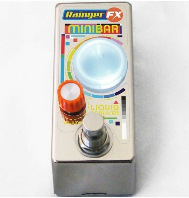 Everybody's talking about this thing.  #namm2020 #raingerfx #newthings #guitareffects #fussfreefx #breakthemachinefx https://ift.tt/2NzxswU pic.twitter.com/KOrckQs3Be