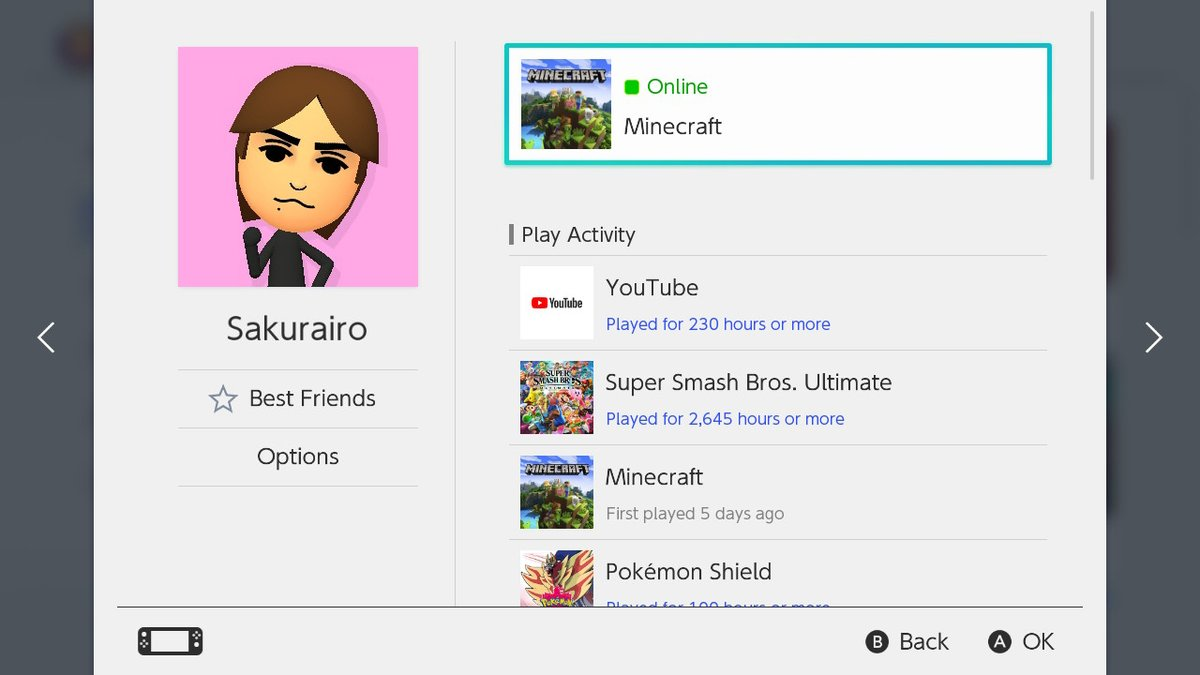 sakurai is playing minecraft, what could this mean <br>http://pic.twitter.com/t0lMfIyE2s