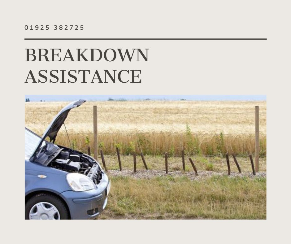 Weekends are supposed to be relaxing and chilled out, so what do you do if your vehicle suffers a breakdown on the road? TLK Automotive are on hand to help with our round the clock breakdown assistance service across the North West of the UK, just call  01925 382725 #breakdownpic.twitter.com/4HPdSv1BBa