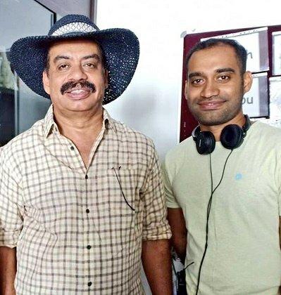 Sathyan Sir, who presented innovative themes to Malayalam cinema , let his son reach that level. #VaraneAvashyamund will go on floors next month! @anoop_sathyan @dulQuer  @kalyanipriyan @DQsWayfarerFilm #MStarEntertainments  #Shobana #SureshGopi #Urvashi #MajorRavi #LaluAlexpic.twitter.com/oAB6LY7pd2