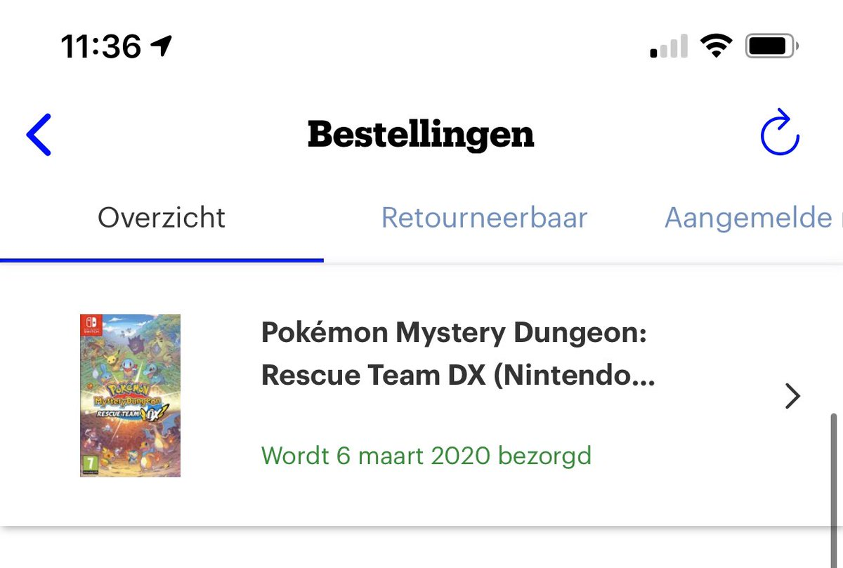 Preordered my two favorite upcoming games for the #NintendoSwitch! Can't wait to play Pokémon Mystery Dungeon Rescue Team DX and of course Animal Crossing New Horizons pic.twitter.com/RQXQIlTomn
