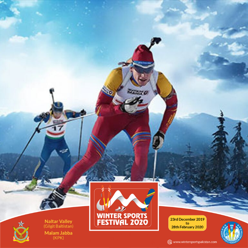 Biathlon Event is coming soon stay tuned with us for more updates #Skiingpakistan #Skiingsports #WSP #WintersSportsPak #PakistanAirForce #Tour_travels #FIS #LXG #Golootlo #Biathlon #biathlonworld #biathlonfamily