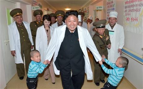 Ким Чен Ын 2019
