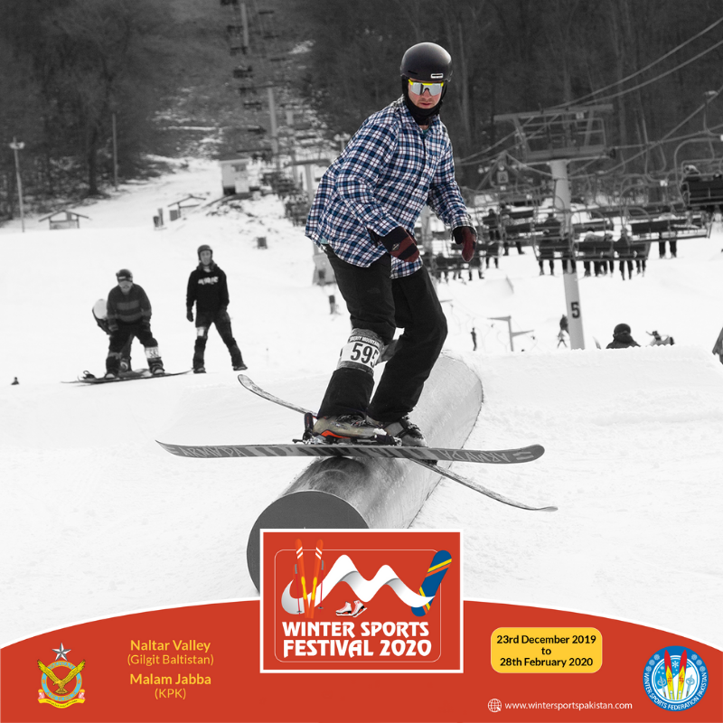 Snow of Malam Jabba is ready for our skiers #Skiingpakistan #Skiingsports #WSP #WintersSportsPak #PakistanAirForce #Tour_travels #FIS #LXG #Golootlo #Biathlon #biathlonworld #biathlonfamily