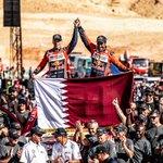 \#ダカールラリー 2020🏁/ 連覇は逃しましたがTOYOTA GAZOO Racingの #ハイラックス 4台は12日間を走り切り無事ゴールしました。応援ありがとうございました❗ 🇸🇦総合結果 2位アル-アティヤ/ボーメル組 5位ド・ヴィリエール/ハロ組 7位テン・ブリンク/コルソール組 13位アロンソ/コマ組 #Dakar2020