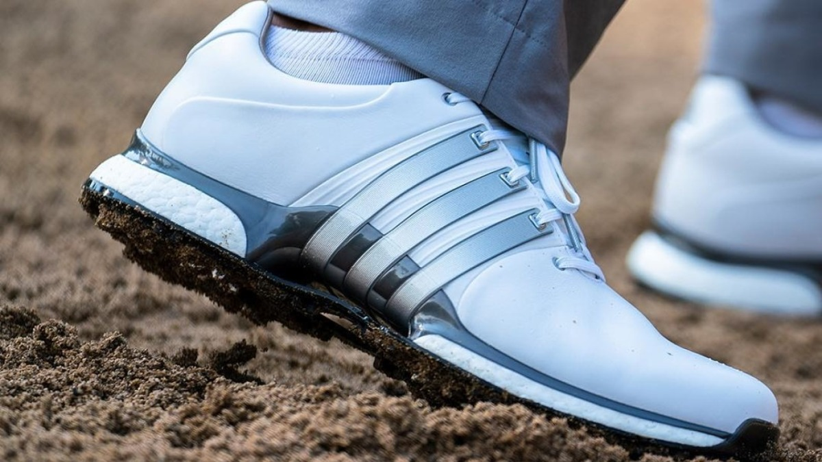 Wherever you are on the course, you will have all-round performance when you slip on the #adidas #360XT golf shoes. With their 360Wrap technology, you'll feel more stable than ever over the ball #TheProShop Reserve a pair: http://fg1.uk/3227-S1363pic.twitter.com/ILgX6bgO0H